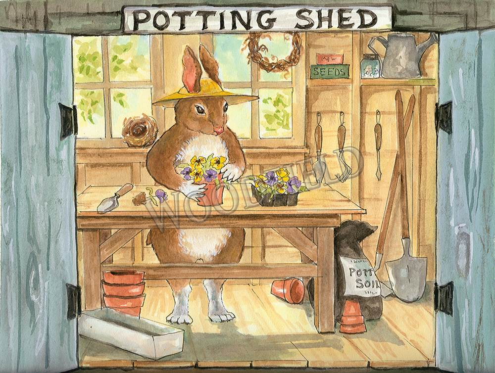 Lou-Lou's Potting Shed