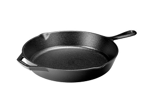 Lodge Cast Iron Skillet-12 Inch
