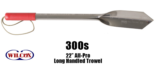 All-Pro Long-Handled Trowel-22