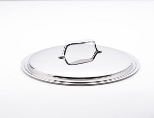 Stainless Steel Lid - 8