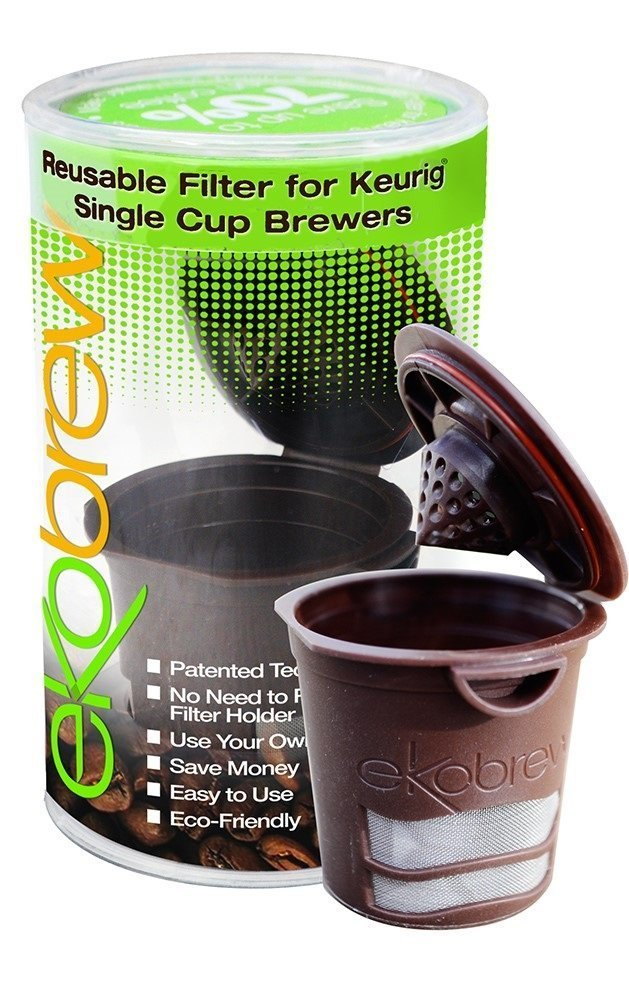 Ekobrew Reusable K Cup Filter