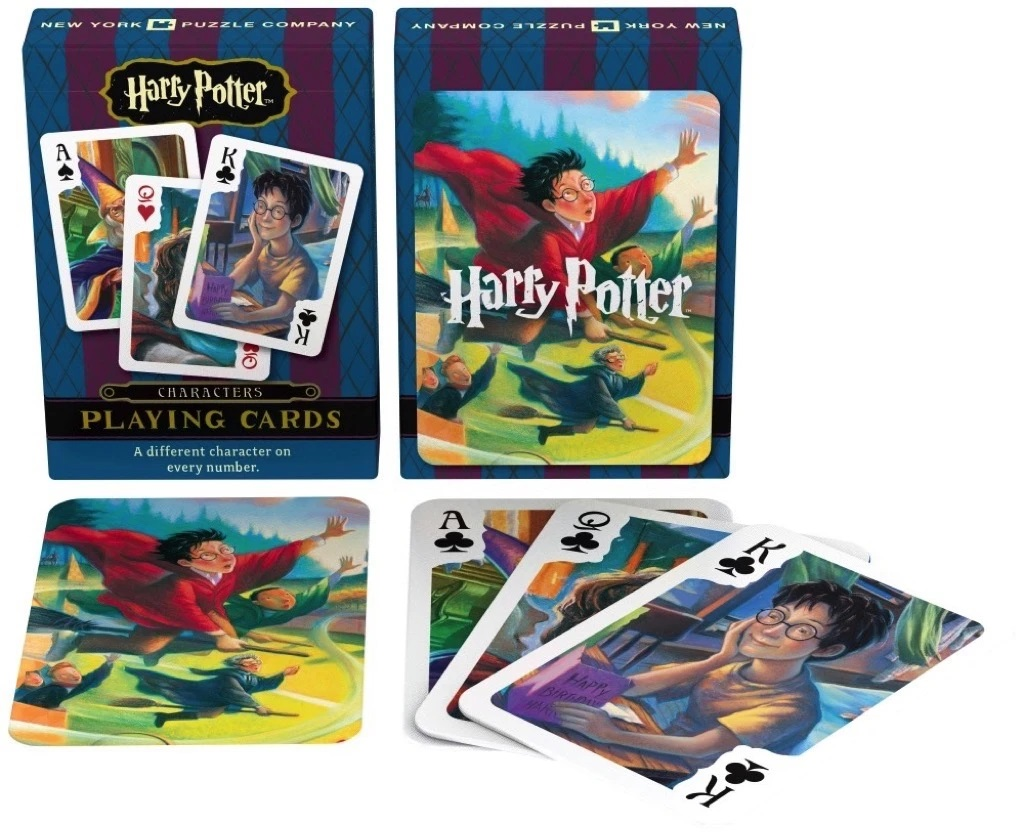 Harry Potter Character Cards