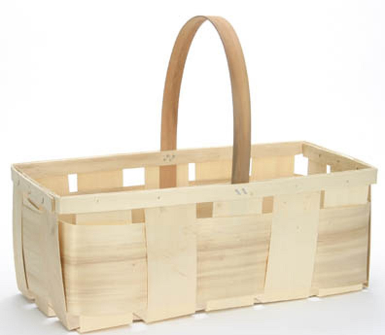 Lettuce Basket with Handle-8 Quart