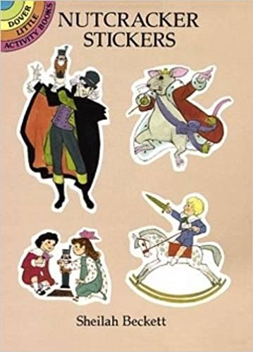 Nutcracker Stickers