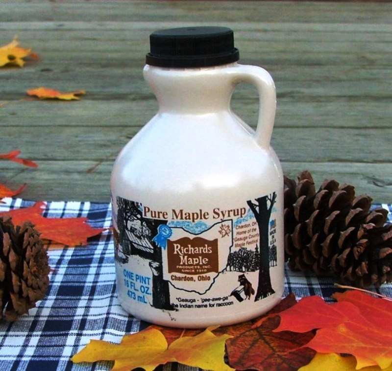 Pure Maple Syrup-Quart