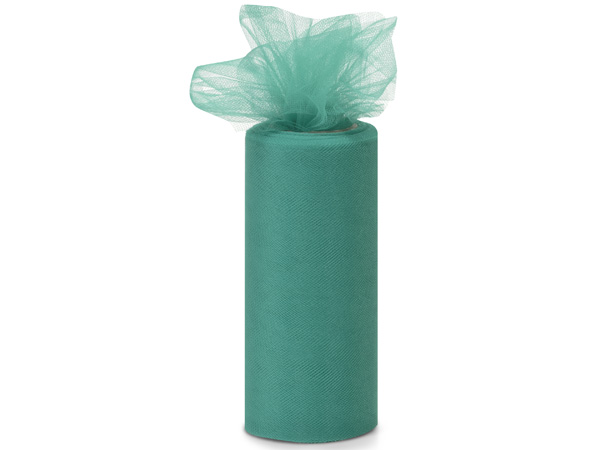 Tulle Ribbon Teal