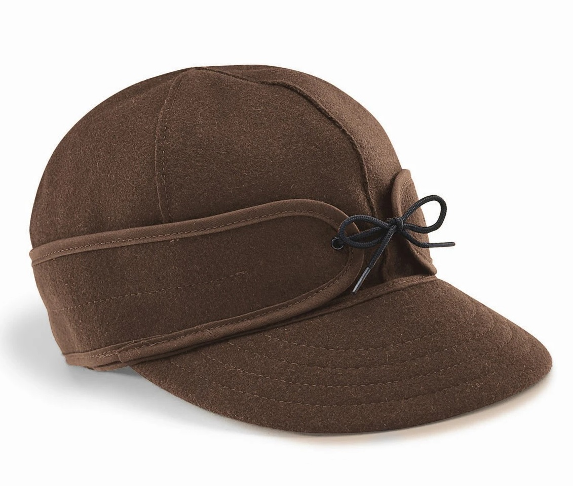 Brown Original Stormy Kromer Cap