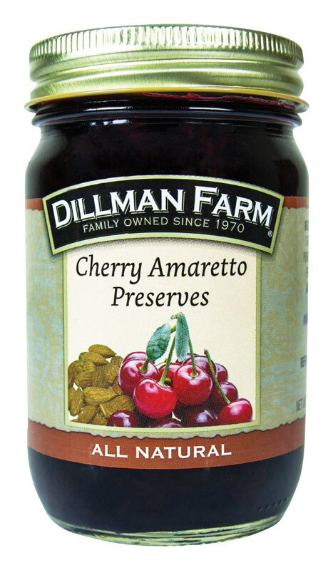Cherry Amaretto Preserves