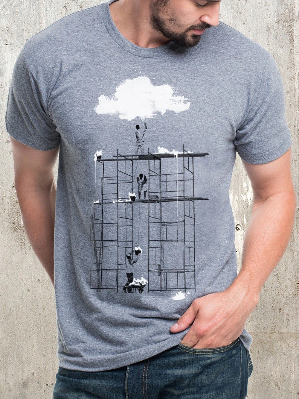 Cloud Factory Tee