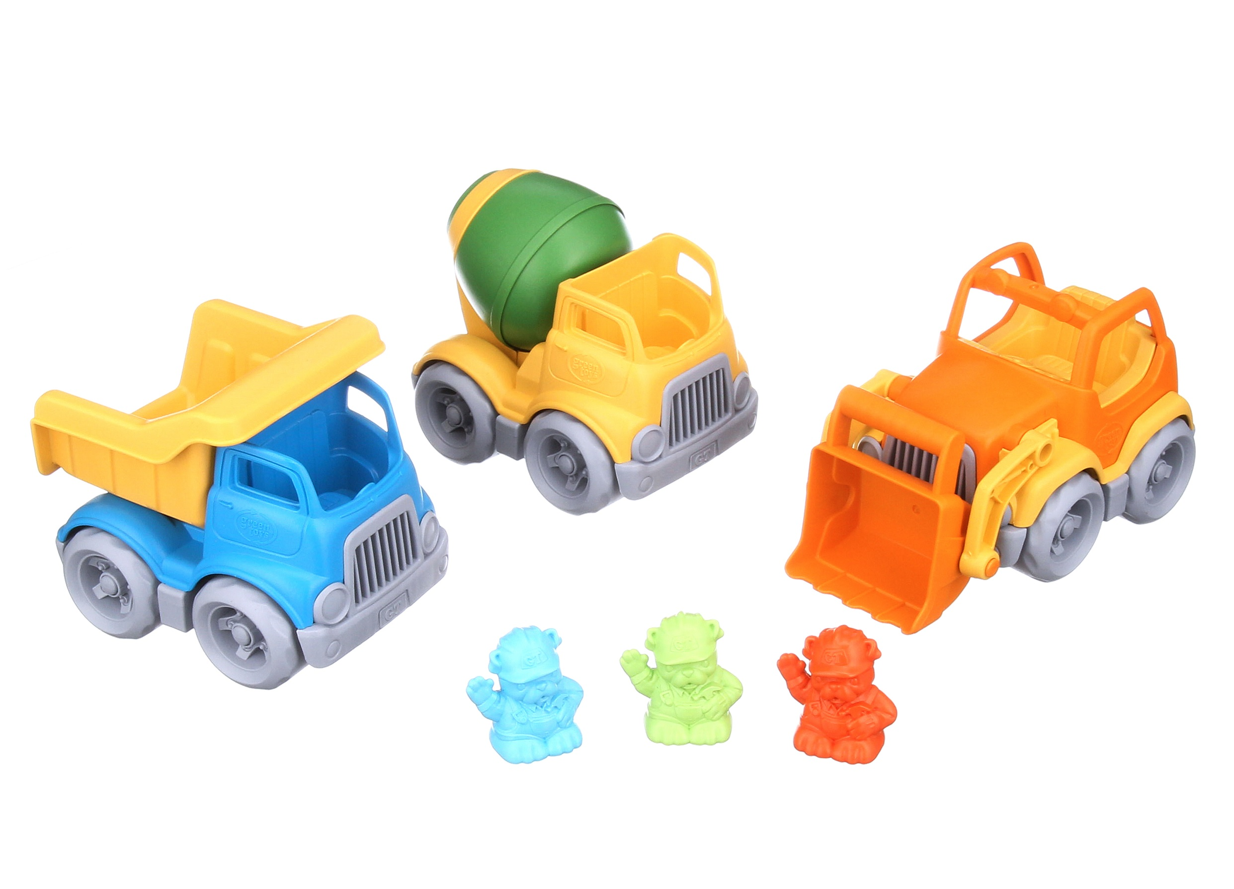 Green Toys® Construction Trucks