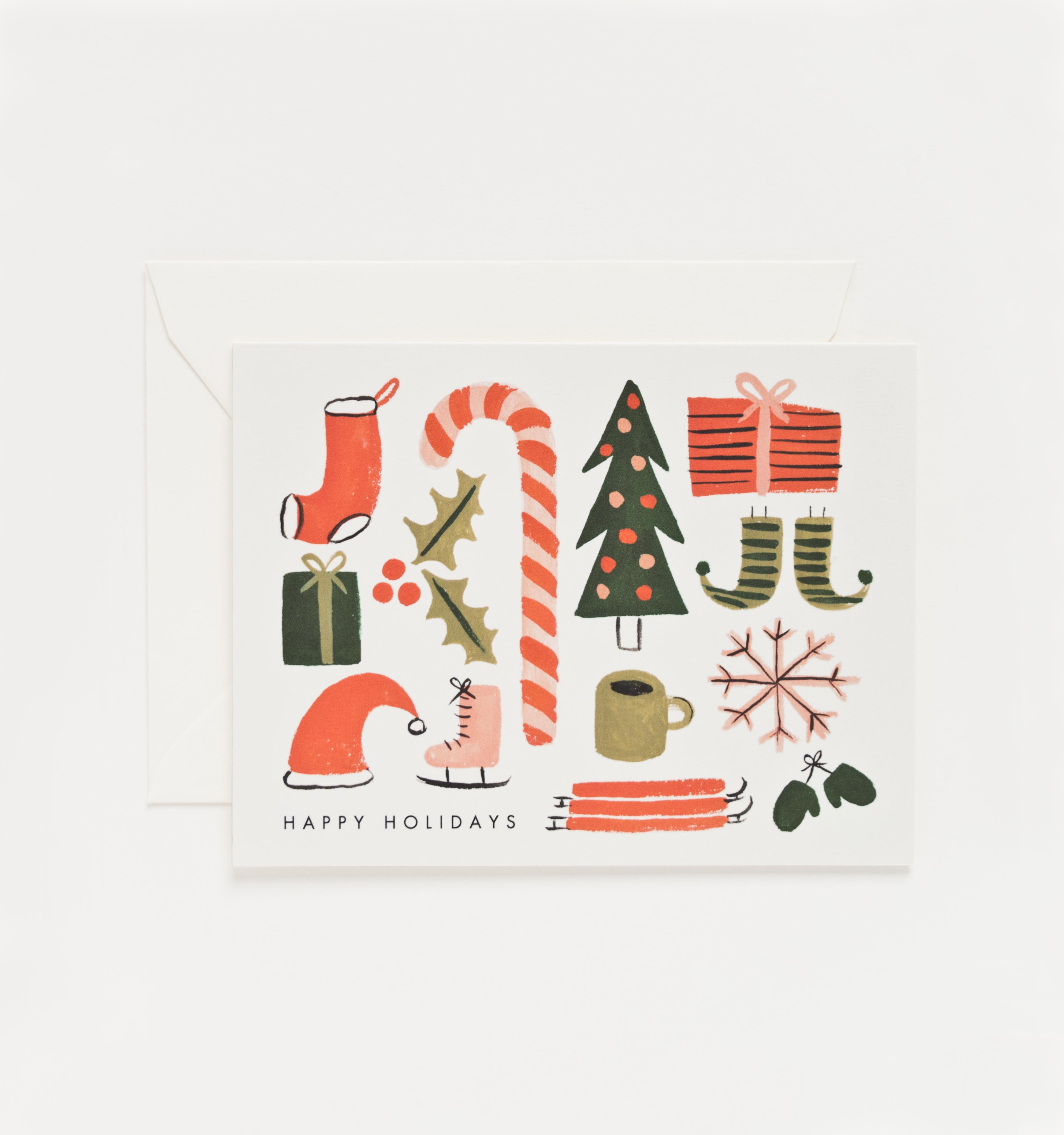 Favorite Things-Holiday Card