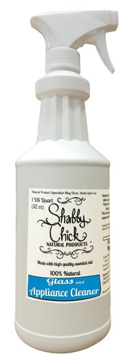 Shabby Chick Glass & Appliance Cleaner