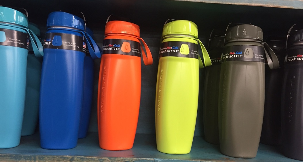 Ergo Insulated Bottle Spectrum