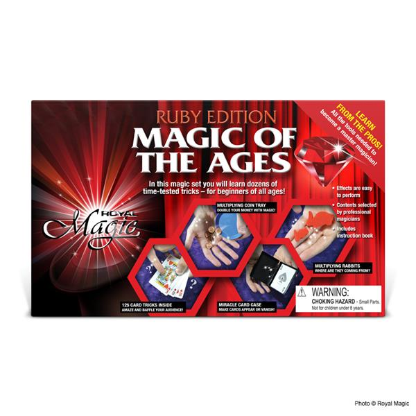 Ruby Edition Jewels of Magic Kit