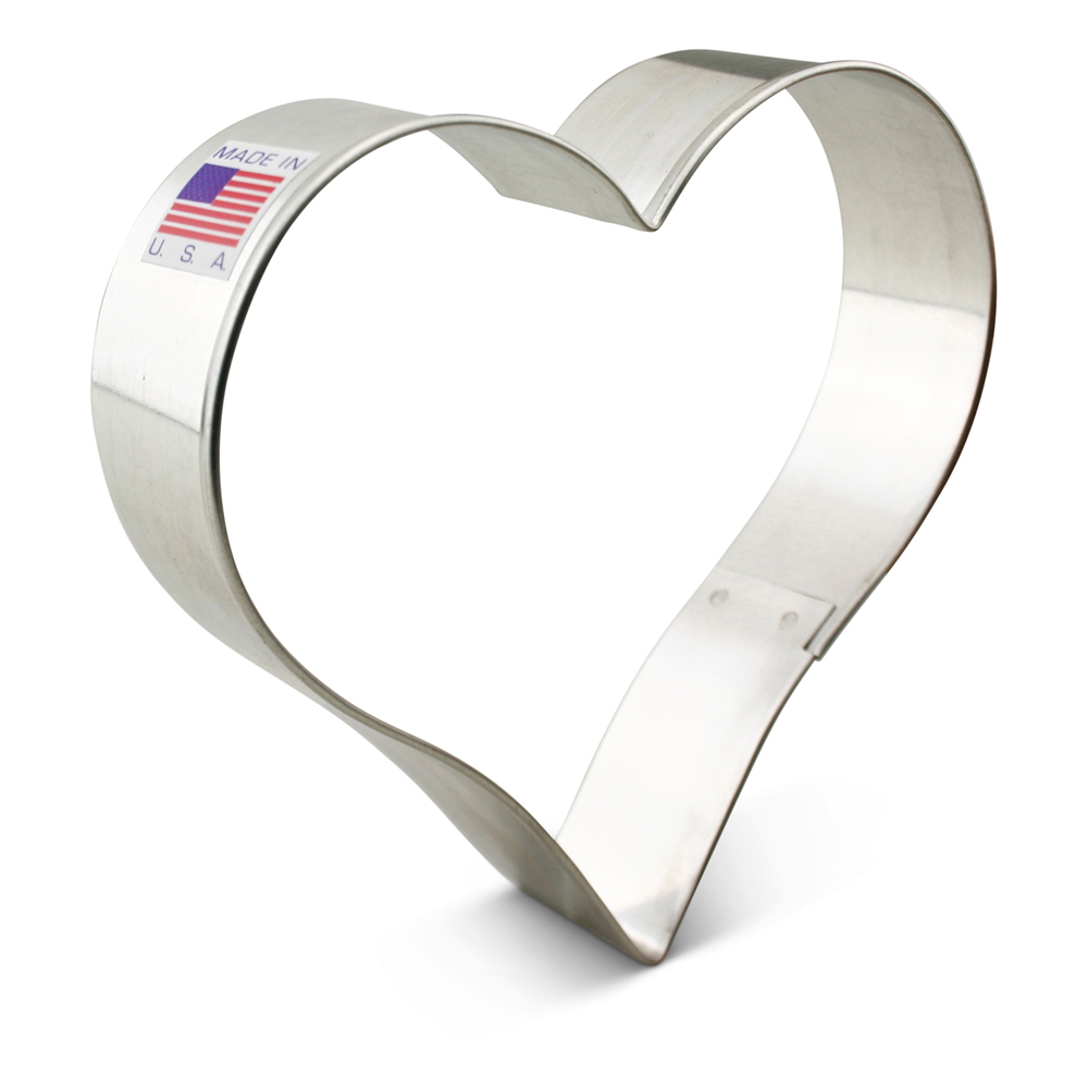 Heart Cookie Cutter Large