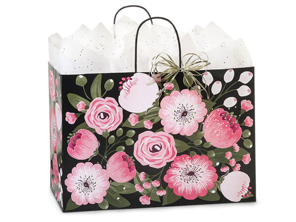 Moonlit Blooms Gift Bag - Vogue