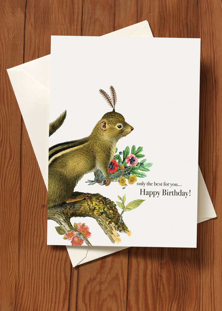 Birthday Card-Only The Best For You