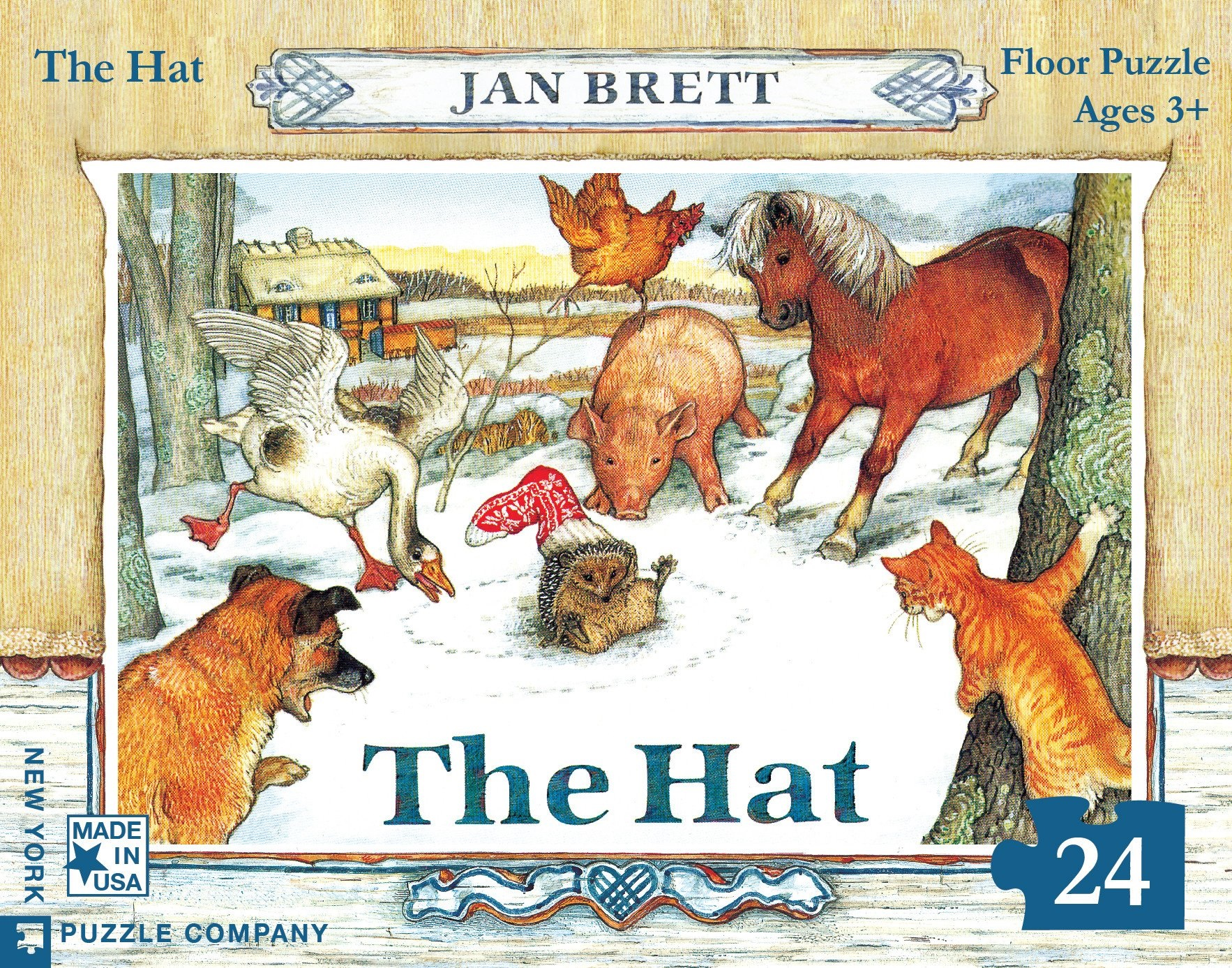 The Hat Puzzle
