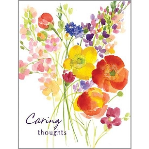 Caring Thoughts Bouquet