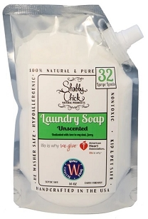 Shabby Chick Natural Laundry Soap