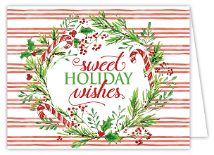 Sweet Holiday Wishes Boxed Cards