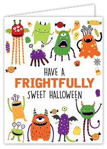 Have a Frightfully Sweet Card
