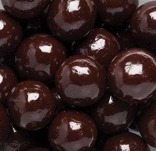 1/2 lb Dark Chocolate Malt Balls