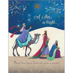 Three Kings Boxed Cards