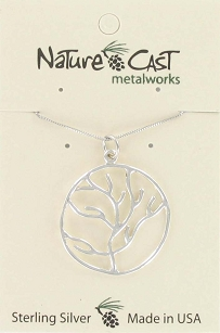 Sterling Silver Tree of Life - 18