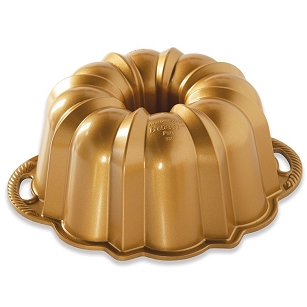 Anniversary Gold Bundt Pan
