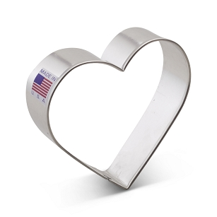 Heart Cookie Cutter - Medium