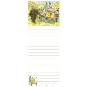 Beekeeping Magnetic Notepad