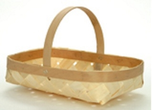 Shallow Rectangle Basket-Medium