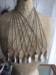 Angel Bell Necklace
