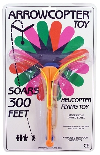Arrowcopter Flying Toy-2 Pack