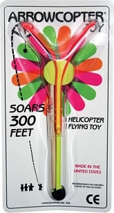 Arrowcopter Flying Toy-Single Pack