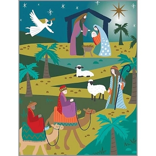 BETHLEHEM BOXED CARDS