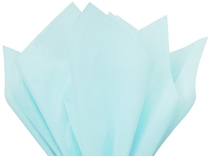 Tissue Paper Light Blue