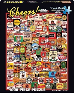 Cheers ! 1000 Piece Puzzle