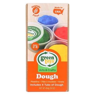 Green Toys™ Dough 4 Pack