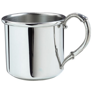 Pewter Easton Baby Cup