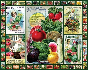 Everything for the Garden 1000  Pc. Jigsaw Puzzle