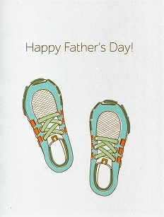 Sneakers Happy Father's Day