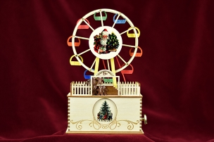 Ferris Wheel Music Box