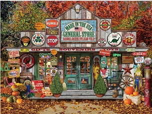 General Store 1000 Piece