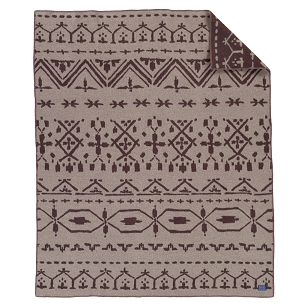 Great Plains National Park Blanket - Twin