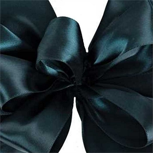 Green Envy Double Face Satin Ribbon