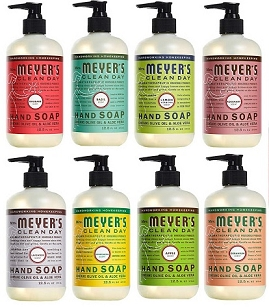 Mrs. Meyer's Clean Day Liquid Hand Soap