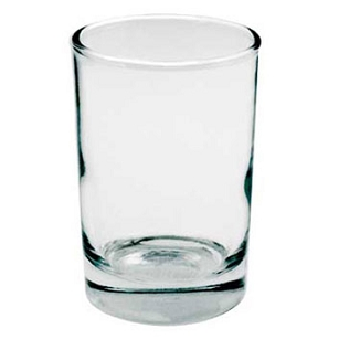 Heavy Base Glass - 5 oz.