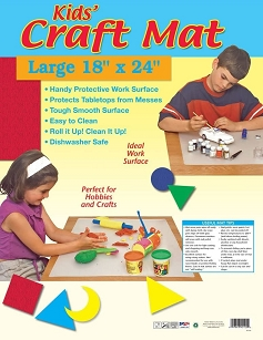 Kids Craft Mat
